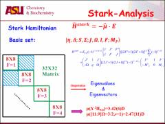 Thumbnail of THE OPTICAL STARK SPECTRUM OF THE $[11.9]$$\Omega=3/2-X^{3}\Pi_{3/2}$ BAND SYSTEM OF PLATINUM MONOFLUORIDE, PtF