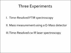 Thumbnail of TIME-RESOLVED FTIR AND MASS SPECTROSCOPY OF LASER-ABLATED MAGNESIUM.