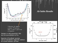 Thumbnail of STRUCTURAL STUDIES OF CH$_3$SiF$_2$-X (X = NCO, Cl) BY MICROWAVE SPECTROSCOPY