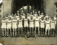 Thumbnail of East Technical High School Track Team, 1930s