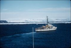 Thumbnail of Icebreaker off Ross Island