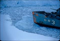 Thumbnail of Icebreaker USS Atka (AGB-3) in ice pack