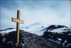 Thumbnail of Memorial Cross on Observation Hill