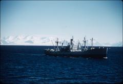 Thumbnail of Navy supply ship