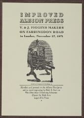 Thumbnail of Improved Albion Press