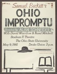 Thumbnail of Samuel Beckett's Ohio Impromptu