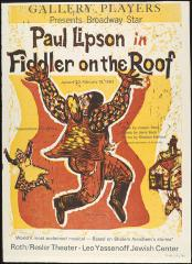 Thumbnail of Paul Lipson in 'Fiddler On The Roof'