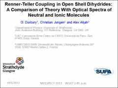 RENNER-TELLER COUPLING IN OPEN SHELL DIHYDRIDES  A COMPARISON OF ... acfa1bccd0cf
