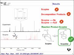 Thumbnail of MW SYSTEMATIC STUDY OF ALKALOIDS: THE DISTORTED TROPANE OF SCOPOLINE