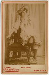 Thumbnail of Madge Lessing
