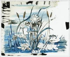 Thumbnail of Among the Pond Lilies