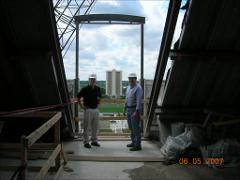 Thumbnail of Top floor construction work