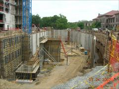 Thumbnail of West side construction