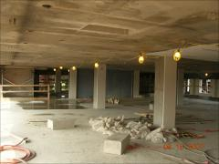 Thumbnail of Bookstacks renovation work
