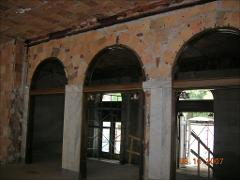 Thumbnail of East entry work