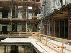 Thumbnail of East atrium work