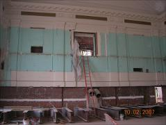 Thumbnail of Grand reading room work