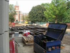 Thumbnail of East side construction