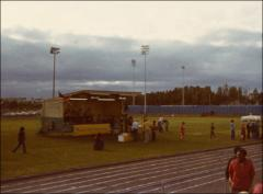 Thumbnail of Children's' track meet supported by Jesse Owens, 1970s