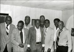 Thumbnail of Jesse Owens' 65th birthday party, 1978