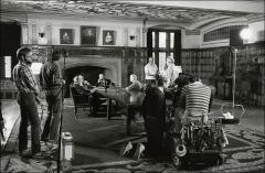 "Thumbnail of Actors perform ""The Jesse Owens Story"" in Pomerene Hall, 1984"