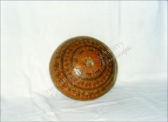 Thumbnail of Azucarero: Gourd Sugar Bowl, Top View