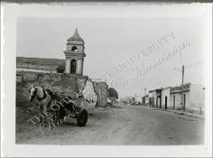 Thumbnail of Horse and Cart in Lima, Peru