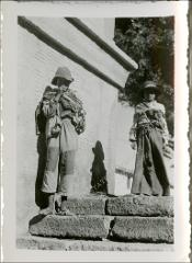 Thumbnail of Townspeople on Church Steps-3