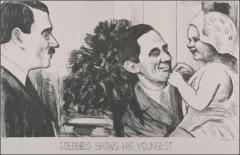 Thumbnail of Goebbels Shows His Youngest