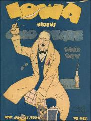 Thumbnail of OSU Football Program: October 27, 1923