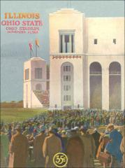 Thumbnail of OSU Football Program: November 21, 1925