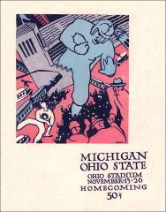 Thumbnail of OSU Football Program: November 13, 1926