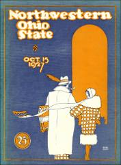 Thumbnail of OSU Football Program: October 15, 1927