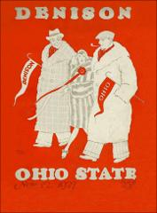 Thumbnail of OSU Football Program: November 12, 1927