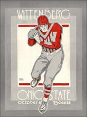 Thumbnail of OSU Football Program: October 6, 1928