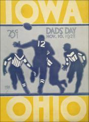 Thumbnail of OSU Football Program: November 10, 1928