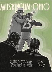 Thumbnail of OSU Football Program: November 17, 1928