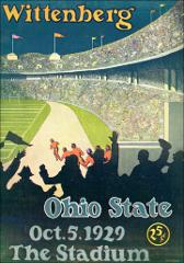Thumbnail of OSU Football Program: October 5, 1929