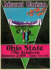 Thumbnail of OSU Football Program: September 27, 1930