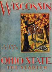 Thumbnail of OSU Football Program: November 1, 1930