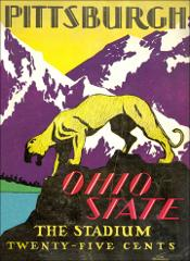 Thumbnail of OSU Football Program: November 15, 1930