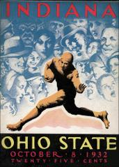 Thumbnail of OSU Football Program: October 8, 1932