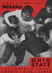 Thumbnail of OSU Football Program: October 6, 1934