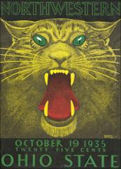 Thumbnail of OSU Football Program: October 19, 1935