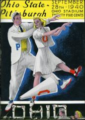 Thumbnail of OSU Football Program: September 28, 1940