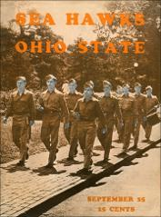 Thumbnail of OSU Football Program: September 25, 1943