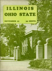 Thumbnail of OSU Football Program: November 13, 1943