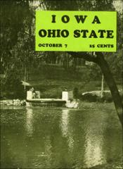 Thumbnail of OSU Football Program: October 7, 1944