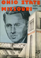 Thumbnail of OSU Football Program: September 28, 1946