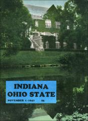 Thumbnail of OSU Football Program: November 1, 1947